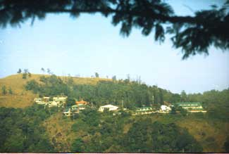 Ponmudi hill resort
